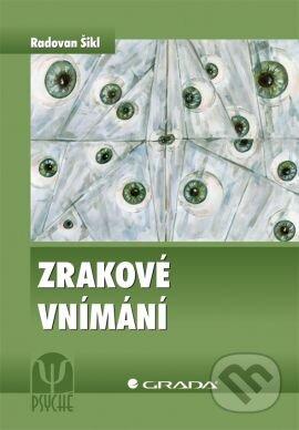 6c07c1cdd Kniha: Zrakové vnímání (Radovan Šikl) | Martinus