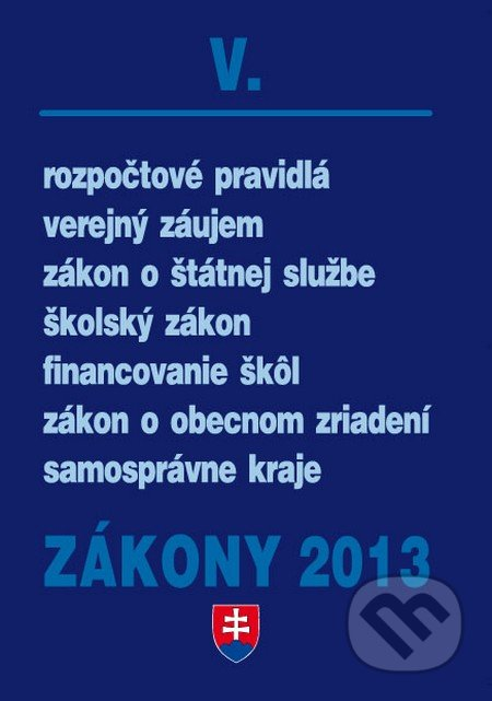 Peticenemocnicesusice.cz Zákony 2013/V Image