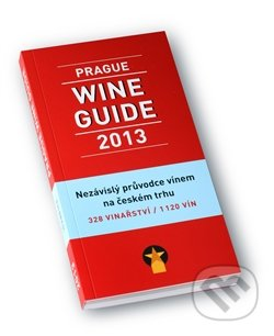 Prague Wine Guide 2013 -
