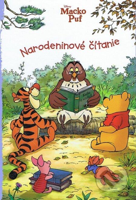 Peticenemocnicesusice.cz Macko Puf: Narodeninové čítanie Image