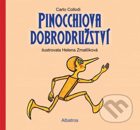 Fatimma.cz Pinocchiova dobrodružství Image
