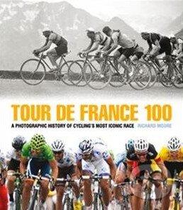 b76ee3fc9db28 Kniha: Tour de France 100 (Richard Moore)   Martinus