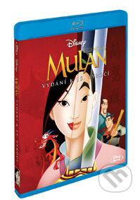 Legenda o Mulan Blu-ray