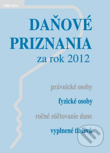 Fatimma.cz Daňové priznania za rok 2012 Image