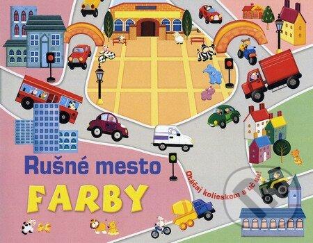 Fatimma.cz Rušné mesto - Farby Image