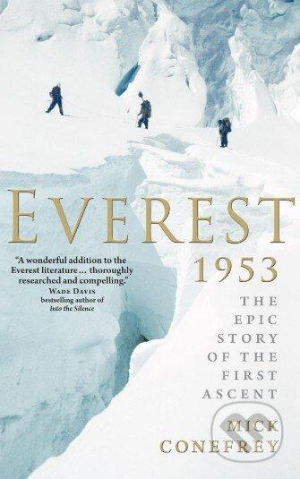 Kniha  Everest 1953 (Mick Conefrey)  5768014e730