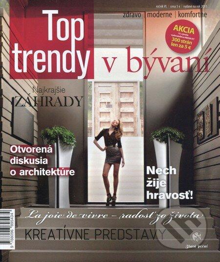 Fatimma.cz Top trendy v bývaní - 2011 Image