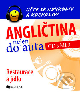 Angličtina nejen do auta - CD s MP3 - Markéta Galatová, Anna Kronusová