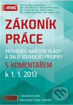 Fatimma.cz Zákoník práce 2013 Image