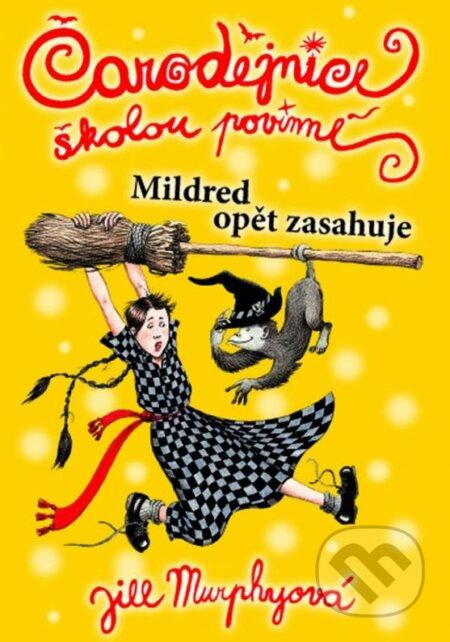 Interdrought2020.com Čarodějnice školou povinné: Mildred opět zasahuje Image