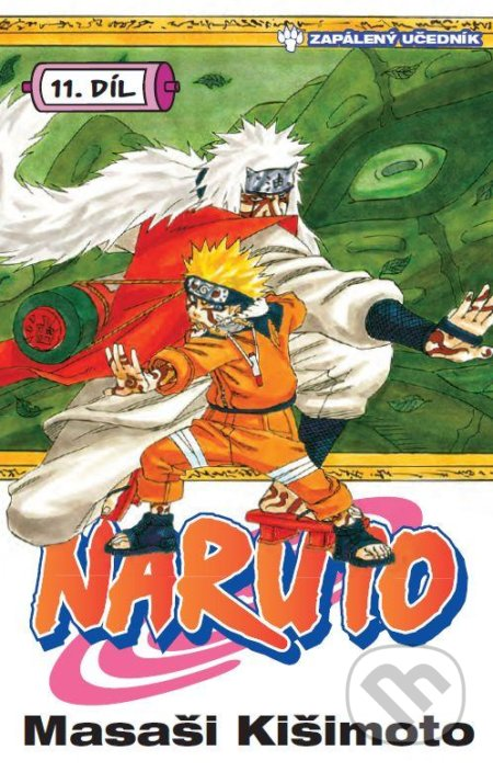 Siracusalife.it Naruto 11: Zapálený učedník Image