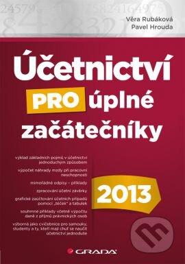 Fatimma.cz Účetnictví pro úplné začátečníky 2013 Image