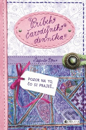 Fatimma.cz Príbeh čarodejného denníka Image