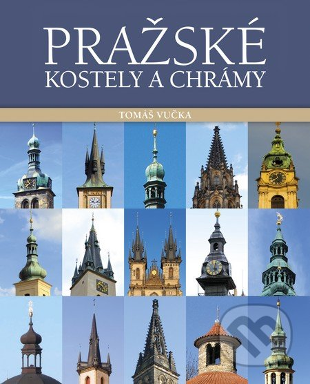 Bthestar.it Pražské kostely a chrámy Image
