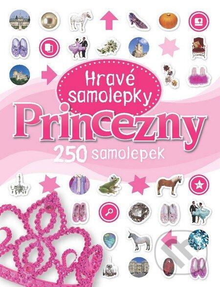 Fatimma.cz Hravé samolepky - Princezny Image
