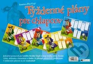 Fatimma.cz Týždenné plány pre chlapcov Image