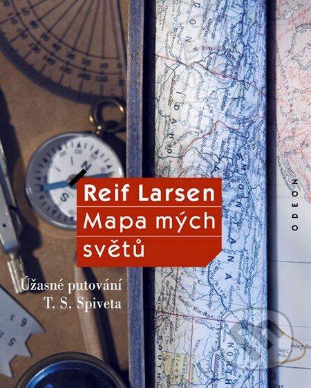 Mapa mých světů - Reif Larsen