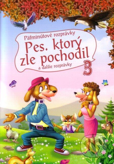 Fatimma.cz Päťminútové rozprávky: Pes, ktorý zle pochodil Image