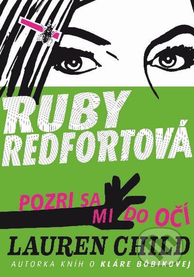 Removu.cz Pozri sa mi do očí! (Ruby Redfortová 1) Image