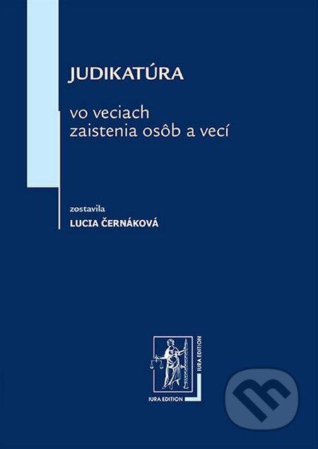 Fatimma.cz Judikatúra vo veciach zaistenia osôb a vecí Image