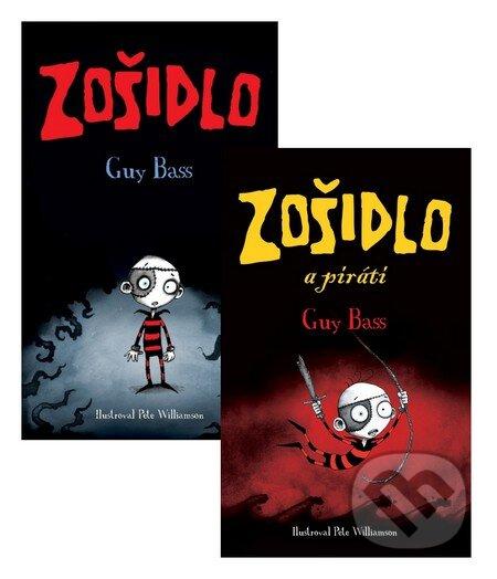 Peticenemocnicesusice.cz Zošidlo + Zošidlo a piráti (kolekcia dvoch titulov) Image