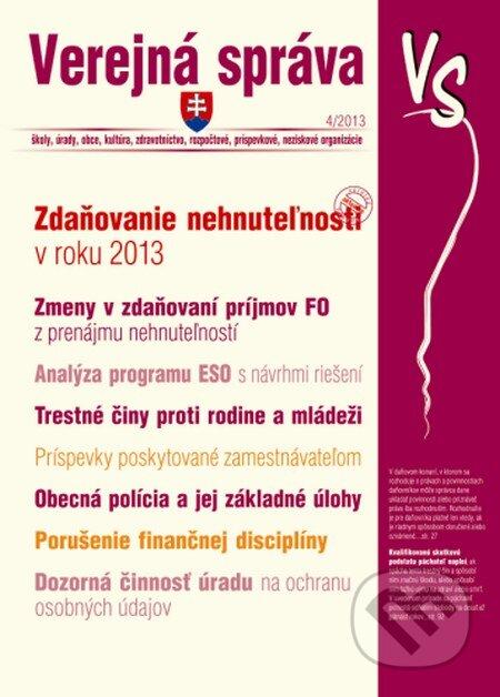 Fatimma.cz Verejná správa 4/2013 Image