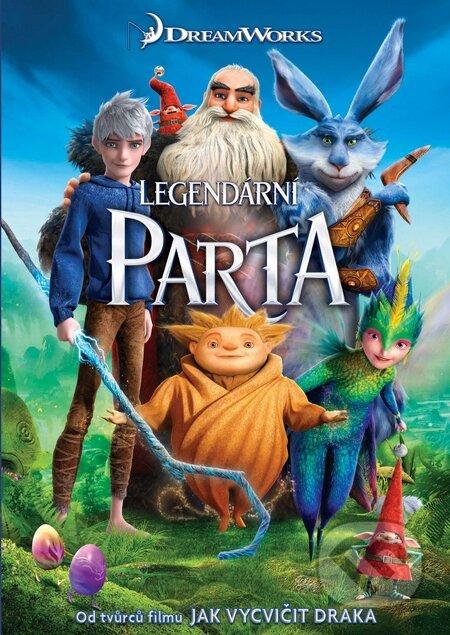 Legendární parta DVD