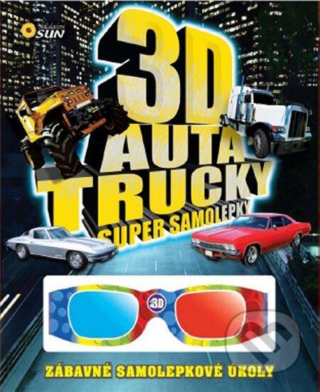 Interdrought2020.com 3D Auta, trucky - Super samolepky Image