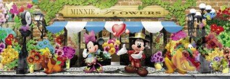The flower shop - Clementoni