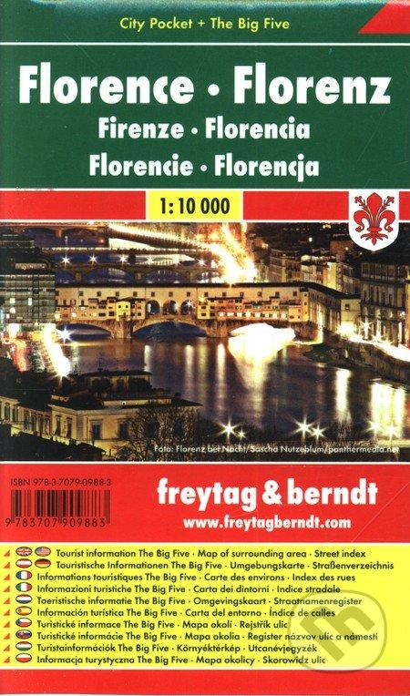 Fatimma.cz Florence 1:10 000 Image