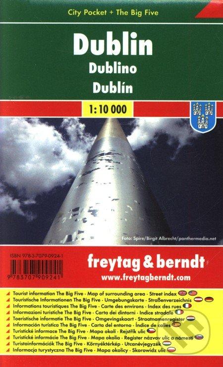 Fatimma.cz Dublin 1: 10 000 Image