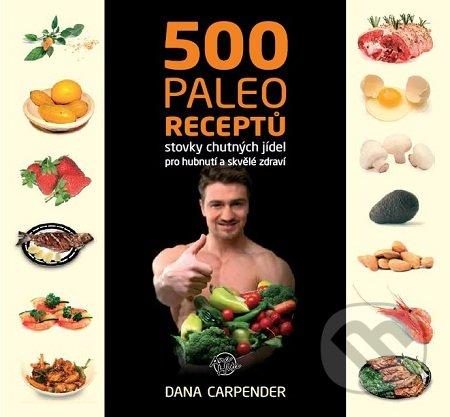 Výsledek obrázku pro Paleo knihy: 500 paleo receptů