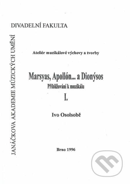 Fatimma.cz Marsyas, Apollón... a Dionýsos I. Image