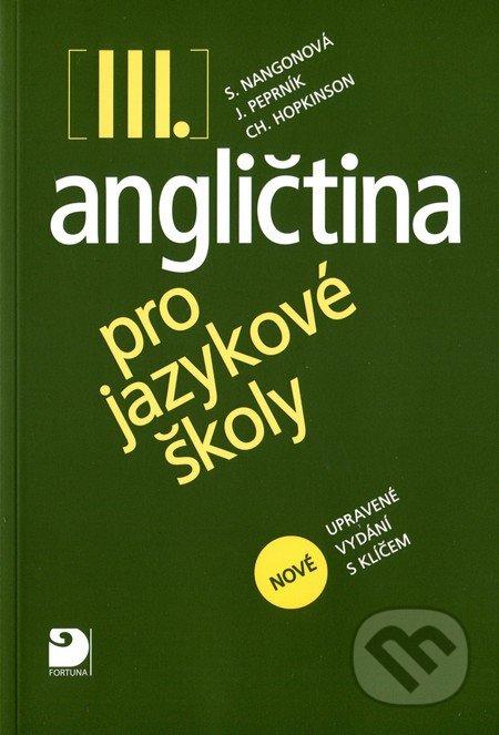 Fatimma.cz Angličtina pro jazykové školy III. Image
