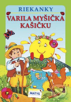 Fatimma.cz Varila myšička kašičku Image