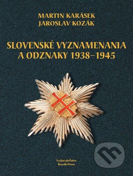 Fatimma.cz Slovenské vyznamenania a čestné odznaky 1938 - 1945 Image