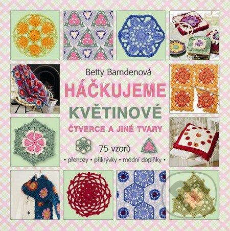 Fatimma.cz Háčkujeme květinové čtverce a jiné tvary Image