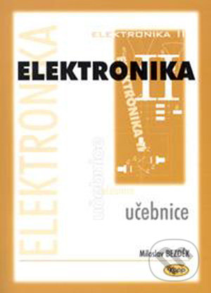 Interdrought2020.com Elektronika II - učebnice Image