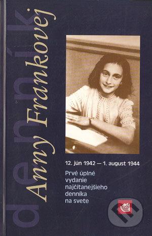 Interdrought2020.com Denník Anny Frankovej Image