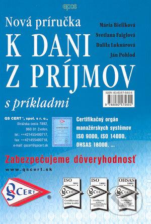 Interdrought2020.com Nová príručka k dani z príjmov s príkladmi Image