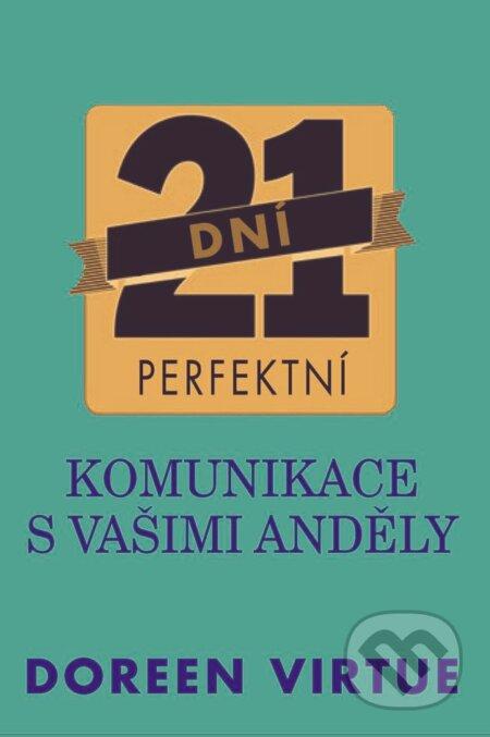 Fatimma.cz 21 dní perfektní komunikace s vašimi anděly Image