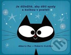 Fatimma.cz Je důležité, aby děti spaly s kočkou v posteli Image