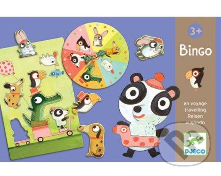 83dc5a43b Spoločenské hry: Obrázkové bingo (Djeco) | Martinus