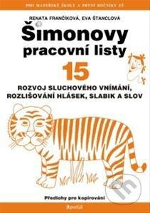 Šimonovy pracovní listy 15 - Renata Frančíková, Eva Štanclová