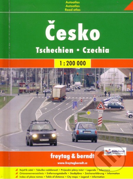 Fatimma.cz Česko 1:200 000 Image