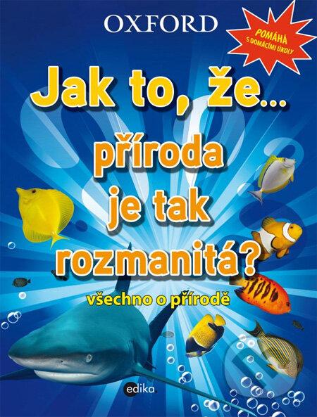Fatimma.cz Jak to, že… příroda je tak rozmanitá? Image