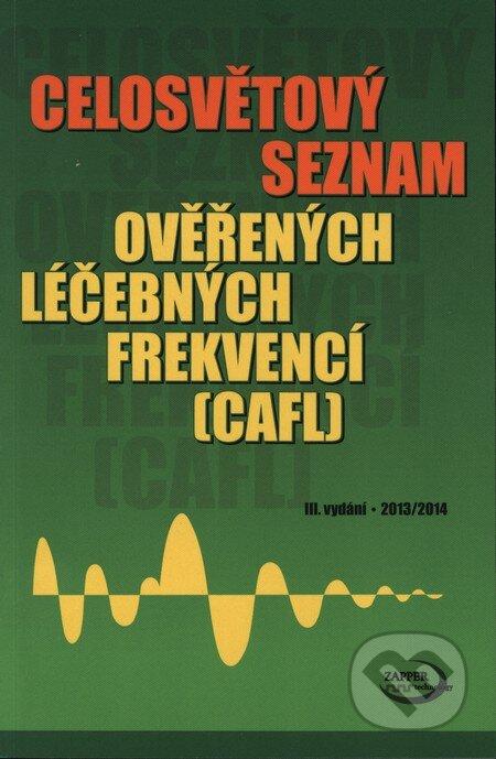 Removu.cz Celosvětový seznam ověřených léčebných frekvencí CAFL Image