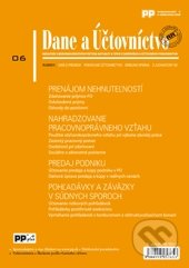 Fatimma.cz Dane a Účtovníctvo 6/2013 Image