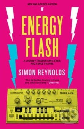 Energy Flash - Simon Reynolds