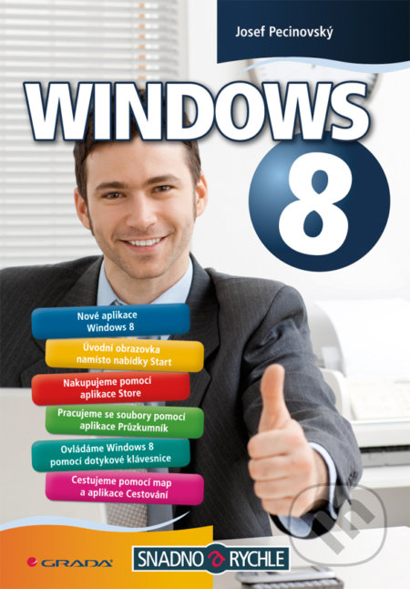 Windows 8 - Josef Pecinovský